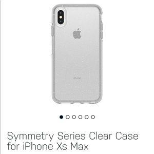 Stardust iPhone XS Max otterbox